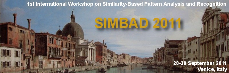 1st International Workshop on Similarity-Based Pattern Analysis and Recognition